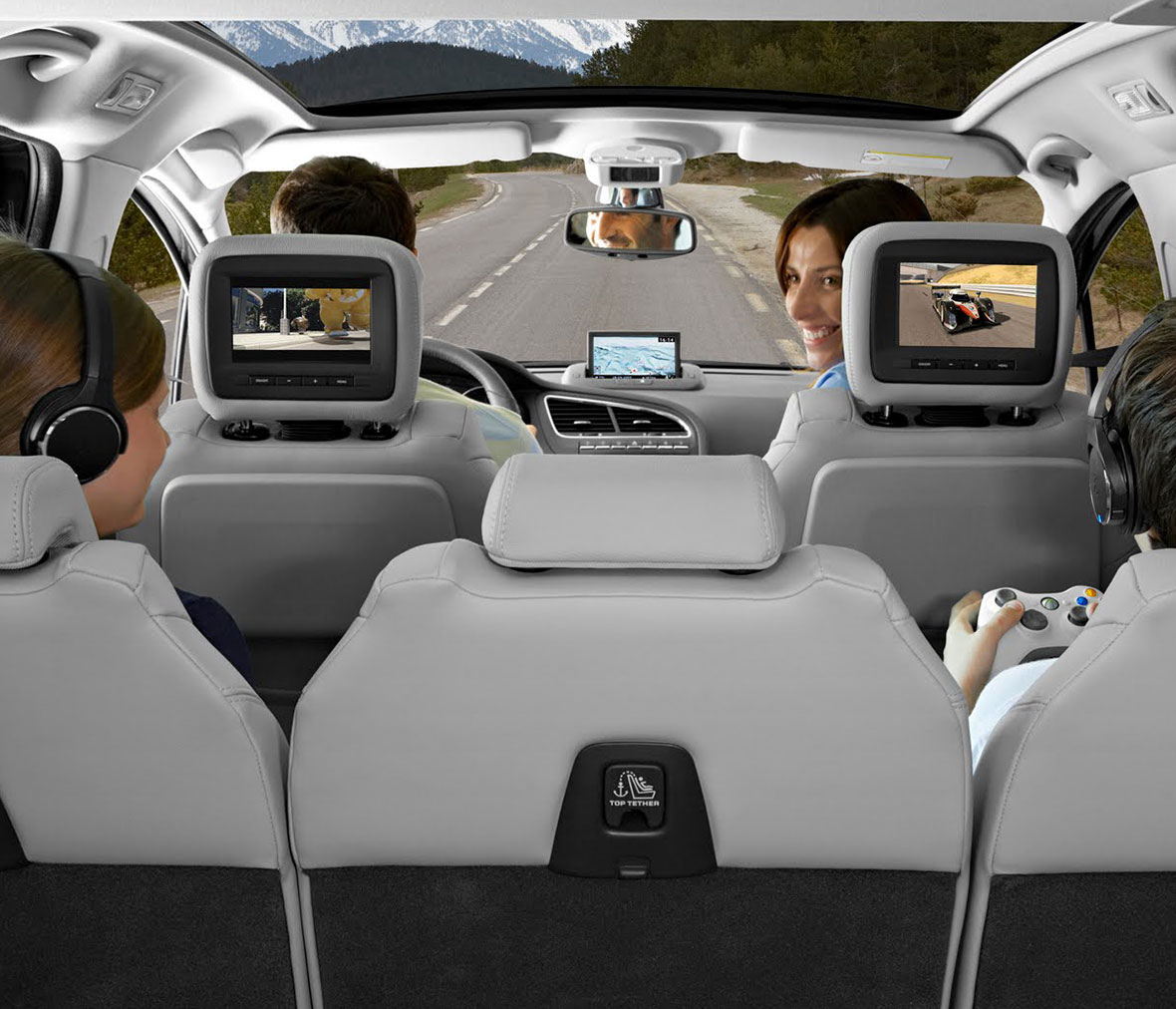 In Car Entertainment - ACE Installs